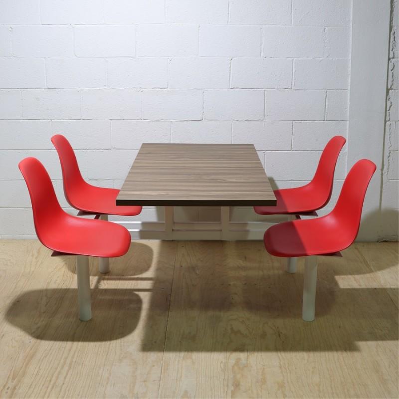 Cubierta 80x80 formica para mesa